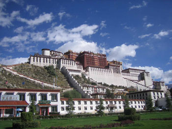 Glimpse of Tibet Tour